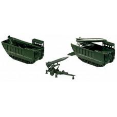 Minitanks  741606  Lance Missile Launcher 682 German Army