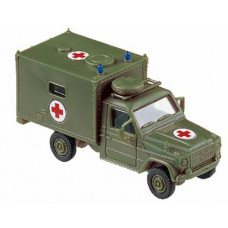 Minitanks  741675  MB 250 Ambulance