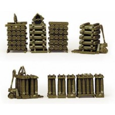 Minitanks  742009  Munitions f/Artillery Plt