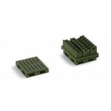 Minitanks  742108  Pallets & Jerry Cans Grmn