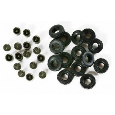 Discontinued - No Longer available   - Minitanks  742177  Whls & Hubs US Army