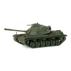 Minitanks  742429  M48 Tank w/90MM Cannon