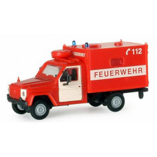 Minitanks  742542  MB Fire Truck