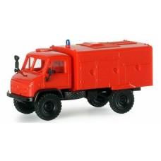 Minitanks  742559  Unimog Fire Truck