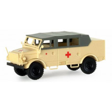 Minitanks  742573  Borgward German Red Cross