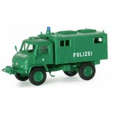 Minitanks  742627  Unimog S404, Police