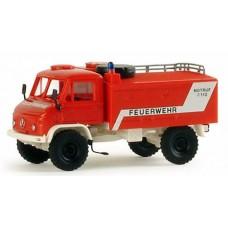 Minitanks  743129  Unimog S Fire Truck