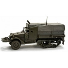 Minitanks  743730  M3 Half Track Carrier