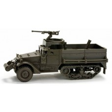 Minitanks  743747  M21 Half Track w/mortar