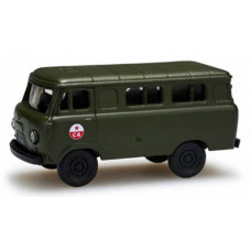 Minitanks  743808  UAZ 452 Amblnc Red Cross