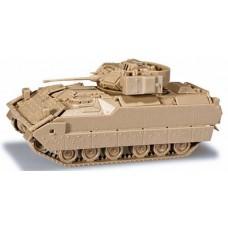 Minitanks  743938  Bradley M2 A2 494 Tank