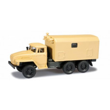Minitanks  744324  Ural Truck Command Post