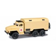 Minitanks  744331  Ural Truck Ambulance Sov