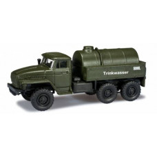 Minitanks  744348  Ural Tank Trk E German