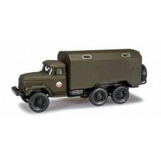 Minitanks  744362  Zil 131 Truck Soviet Army