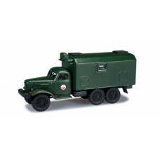 Minitanks  744386  Zil Truck Soviet Army