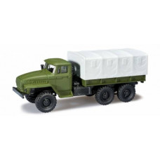 Minitanks  744461  Ural Canvas Covered Truck
