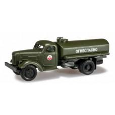 Minitanks  744515  Zil 164 Tank Truck Soviet