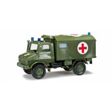 Minitanks  744553  Unimog U 1300 Ambulance