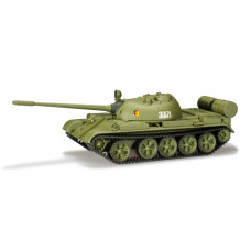 Minitanks  744614  Battle Tank T 55 E German