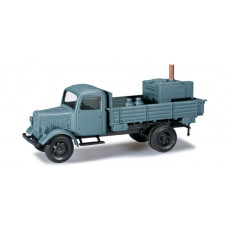 Minitanks  744690  MB Truck w/Field Kitchen