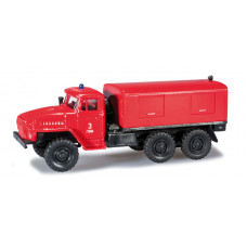 Minitanks  744706  Ural Fire Truck