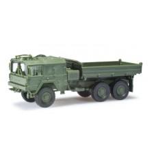 Minitanks  744805  MAN N 4530 6X6 Dump Truck