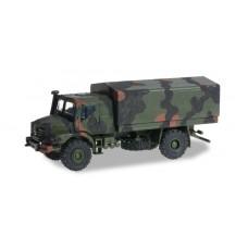Minitanks  744911  MB Zetros Armrd Trk Camo