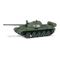 Minitanks  745123  T-55 Tank Czechoslovakia