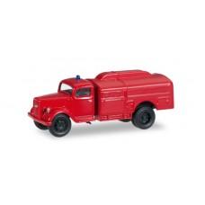 Minitanks  745192  Opel Blitz Fire Truck
