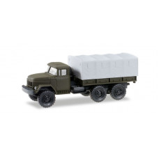 Minitanks  745307  Zil 131 w/Canvas Cover