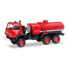 Minitanks  745413  Kamaz 4320 Fire Truck
