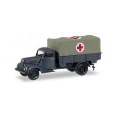 Minitanks  745451  Ford Koeln Red Cross