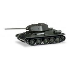 Minitanks  745543  T 34-85 Tank w/D-5 Gun
