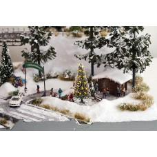 Noch  11912 - White Christmas Mini Scn