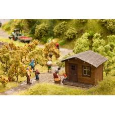 Noch  12035 - In The Garden Plot Scene