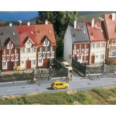 Noch  13100 - Residential Fence w/Gate