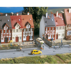 Noch  13140 - Wrought Iron Fence
