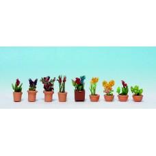Noch  14080 - Ornamental Plants #4 9/