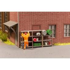 Noch  14203 - Industrial Shelves 6/
