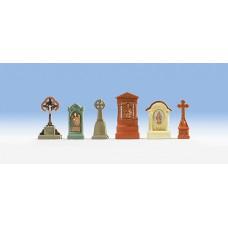 Noch  14871 - Gravestones 6/