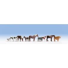 Noch  15713 - Farm Animals Large 9/