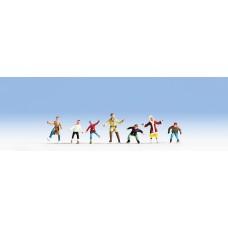 Noch  15831 - Ice Skaters