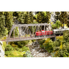Noch  21320 - Thru truss bridge x 14