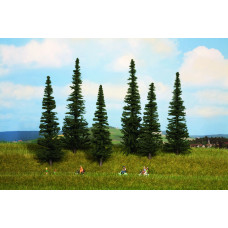 Noch  24255 - Fir Trees 16-20cm 6/