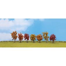 Noch  25070 - Autumn Trees 8-10cm 7/