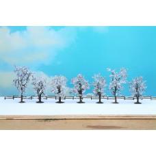 Noch  25075 - Winter Trees 8-10cm 7/