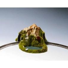 Noch  44670 - Single Track w/pond curve