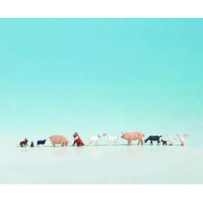 Noch  45711 - Farm Animals Small 10/