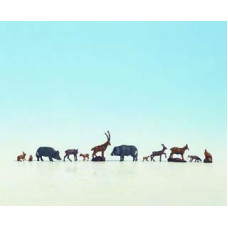 Noch  45745 - Forest Animals 9/